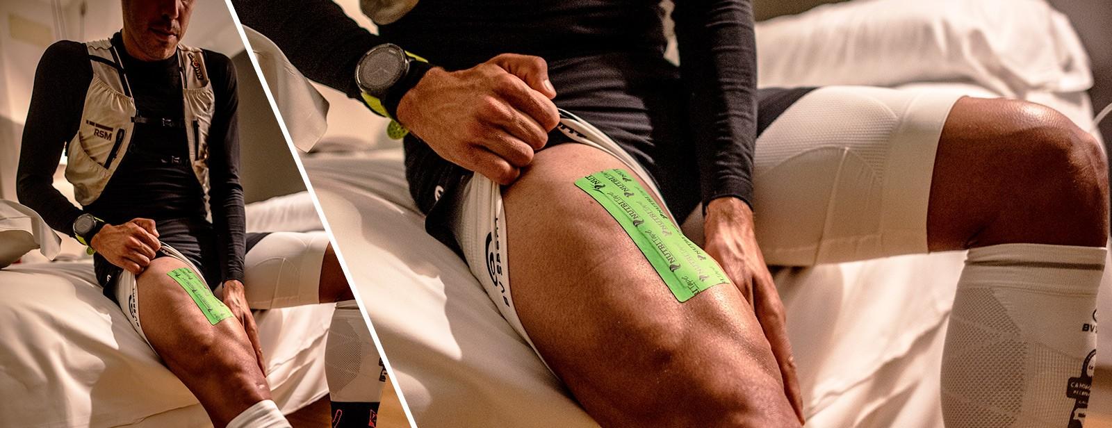 NUTRITAPE | El primer parche deportivo que alimenta tus músculos