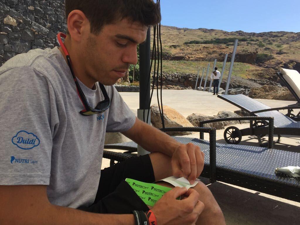 Pau Capell corre en la MIUT 2017 con Nutritape